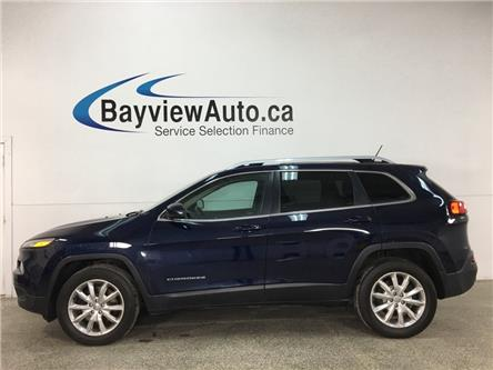 2015 Jeep Cherokee Limited (Stk: 35890WA) in Belleville - Image 1 of 25