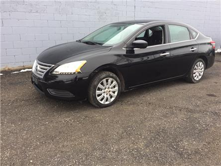 2014 Nissan Sentra  (Stk: 3112) in Belleville - Image 1 of 12