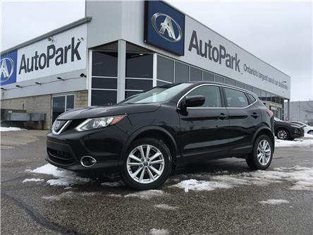 2019 Nissan Qashqai SV (Stk: 19-38958RJB) in Barrie - Image 1 of 27