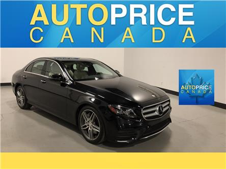 2017 Mercedes-Benz E-Class Base (Stk: W2165) in Mississauga - Image 1 of 26