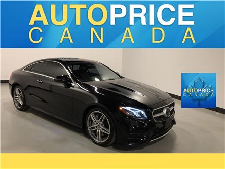 2018 Mercedes-Benz E-Class Base (Stk: W2906) in Mississauga - Image 1 of 25