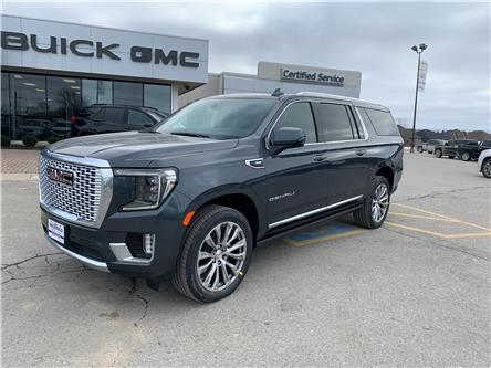 2021 GMC Yukon XL Denali (Stk: 47471) in Strathroy - Image 1 of 13