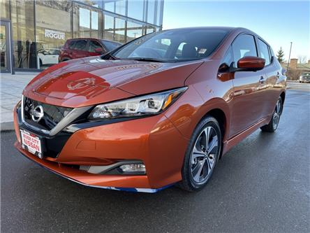 2021 Nissan LEAF SL PLUS (Stk: C21019) in Kamloops - Image 1 of 29