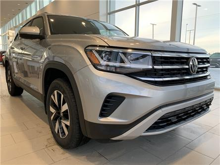 2020 Volkswagen Atlas Cross Sport 2.0 TSI Trendline (Stk: 70137) in Saskatoon - Image 1 of 16
