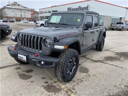 2021 Jeep Gladiator Rubicon (Stk: 21-078) in Ingersoll - Image 1 of 20