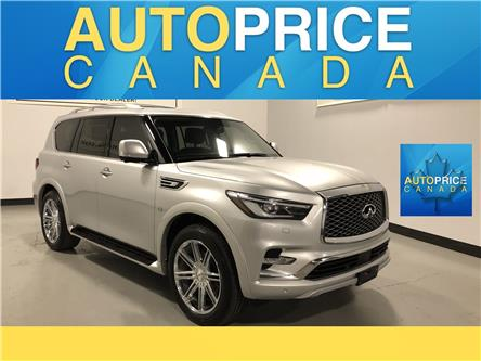 2018 Infiniti QX80 Base 7 Passenger (Stk: W2921) in Mississauga - Image 1 of 30