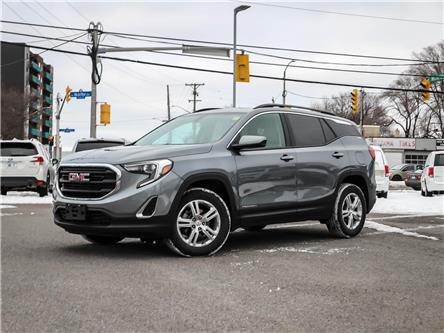 2018 GMC Terrain SLE (Stk: 49482) in Ottawa - Image 1 of 28