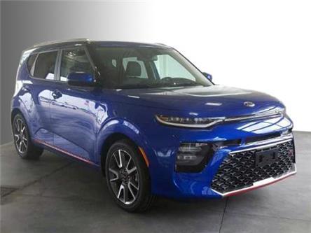 2020 Kia Soul GT-Line Premium (Stk: S20050-EXEC) in Stratford - Image 1 of 19