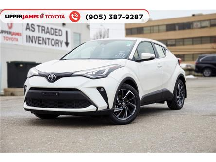 2021 Toyota C-HR Limited (Stk: 210160) in Hamilton - Image 1 of 19