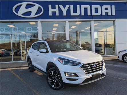 2021 Hyundai Tucson Ultimate (Stk: H12679) in Peterborough - Image 1 of 26
