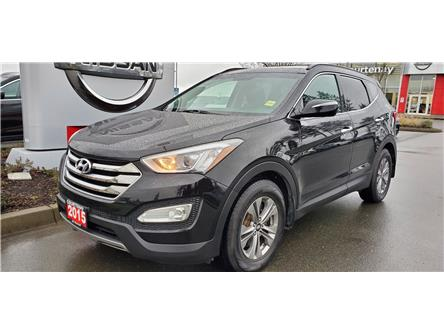 2015 Hyundai Santa Fe Sport 2.4 Luxury (Stk: 20R9098A) in Courtenay - Image 1 of 9
