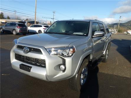 2018 Toyota 4Runner SR5 (Stk: 02829L) in Creston - Image 1 of 18