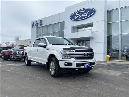 2020 Ford F-150 Platinum (Stk: A6158) in Perth - Image 1 of 19