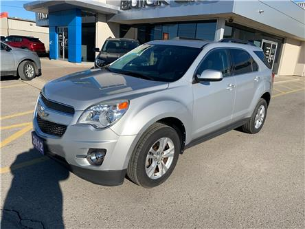 2012 Chevrolet Equinox 1LT (Stk: 145869) in Strathroy - Image 1 of 10