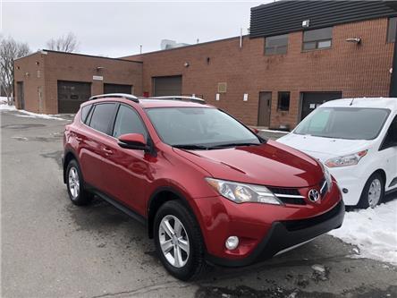 2013 Toyota RAV4 XLE (Stk: -) in Ottawa - Image 1 of 16
