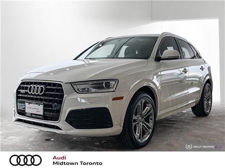 2018 Audi Q3 2.0T Progressiv (Stk: P8689) in Toronto - Image 1 of 25