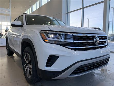 2021 Volkswagen Atlas 3.6 FSI Comfortline (Stk: 71039) in Saskatoon - Image 1 of 21