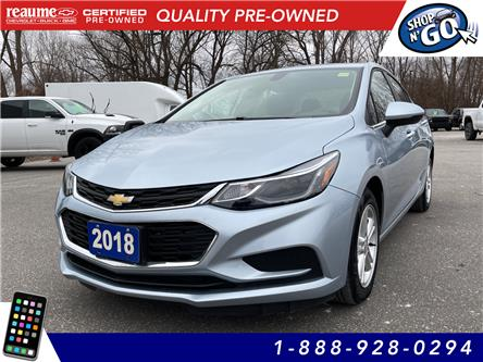 2018 Chevrolet Cruze LT Auto (Stk: L-4458) in LaSalle - Image 1 of 26