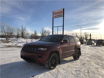 2019 Jeep Grand Cherokee Laredo (Stk: P20-055A) in Grande Prairie - Image 1 of 28