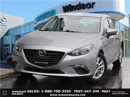 2015 Mazda Mazda3 Sport GS (Stk: TR91853) in Windsor - Image 1 of 24