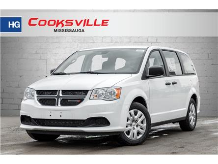 2020 Dodge Grand Caravan SE (Stk: LR214310) in Mississauga - Image 1 of 20