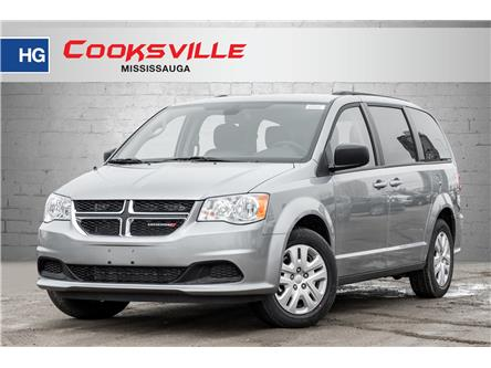 2020 Dodge Grand Caravan SE (Stk: LR248453) in Mississauga - Image 1 of 20