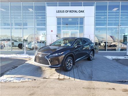 2021 Lexus RX 350 Base (Stk: L21175) in Calgary - Image 1 of 13