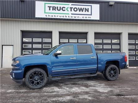 2018 Chevrolet Silverado 1500  (Stk: T0029) in Smiths Falls - Image 1 of 19