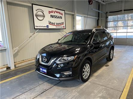2017 Nissan Rogue SV (Stk: P0867) in Owen Sound - Image 1 of 13