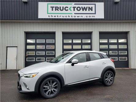 2018 Mazda CX-3 GT (Stk: T0103) in Smiths Falls - Image 1 of 26