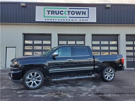2016 Chevrolet Silverado 1500 2LZ (Stk: T0044) in Smiths Falls - Image 1 of 22