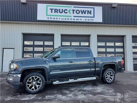 2018 GMC Sierra 1500 SLE (Stk: T0115) in Smiths Falls - Image 1 of 20