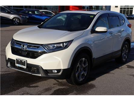 2018 Honda CR-V EX (Stk: CR15177A) in Brampton - Image 1 of 24