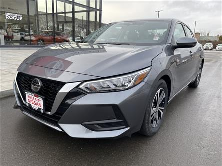 2021 Nissan Sentra SV (Stk: C21014) in Kamloops - Image 1 of 24