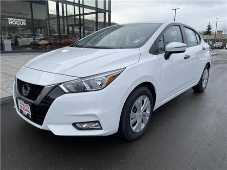 2021 Nissan Versa S (Stk: C21009) in Kamloops - Image 1 of 23