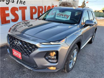 2019 Hyundai Santa Fe Preferred 2.4 (Stk: 20-382) in Oshawa - Image 1 of 15