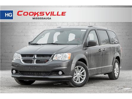 2020 Dodge Grand Caravan Premium Plus (Stk: LR155443) in Mississauga - Image 1 of 21