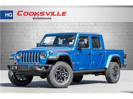 2021 Jeep Gladiator Rubicon (Stk: ML507809) in Mississauga - Image 1 of 20