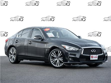 2018 Infiniti Q50 3.0t LUXE (Stk: 7279AX) in Welland - Image 1 of 23