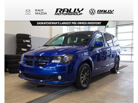 2019 Dodge Grand Caravan GT (Stk: V1428) in Prince Albert - Image 1 of 13