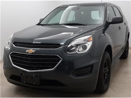 2017 Chevrolet Equinox LS (Stk: 01594A) in Sudbury - Image 1 of 9