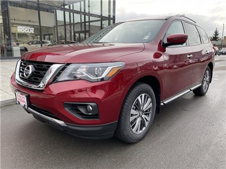 2020 Nissan Pathfinder SL Premium (Stk: T20338) in Kamloops - Image 1 of 31