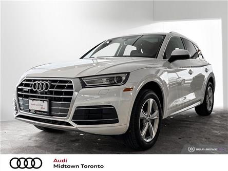 2018 Audi Q5 2.0T Progressiv (Stk: P8671) in Toronto - Image 1 of 25