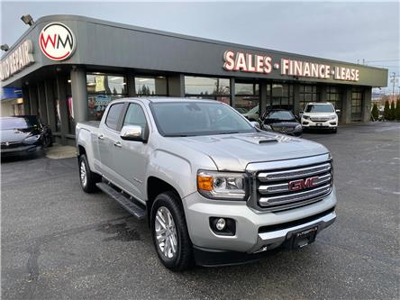 2017 GMC Canyon SLT (Stk: 17-308454) in Abbotsford - Image 1 of 16