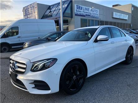 2017 Mercedes-Benz E-Class Base (Stk: ) in Concord - Image 1 of 20