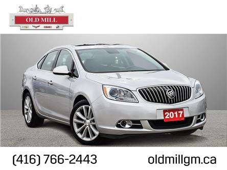 2017 Buick Verano Leather (Stk: 114644U) in Toronto - Image 1 of 19