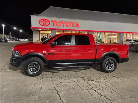 2016 RAM 1500 Rebel (Stk: 2101871) in Cambridge - Image 1 of 18