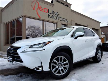 2017 Lexus NX 200t Base (Stk: JTJBAR) in Kitchener - Image 1 of 24