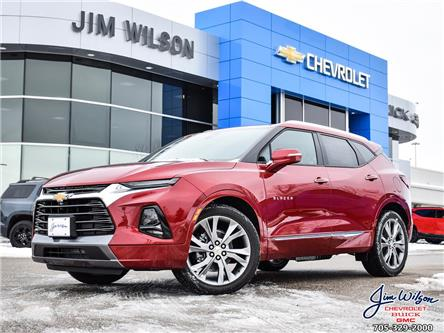 2021 Chevrolet Blazer Premier (Stk: 2021229) in Orillia - Image 1 of 30