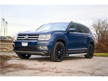 2019 Volkswagen Atlas 3.6 FSI Execline (Stk: MA203060A) in Vancouver - Image 1 of 24